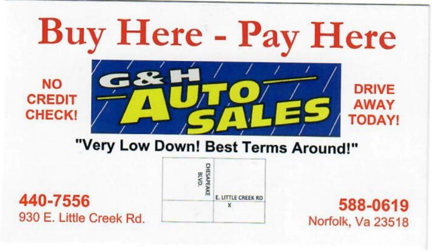 G&H Auto Sales