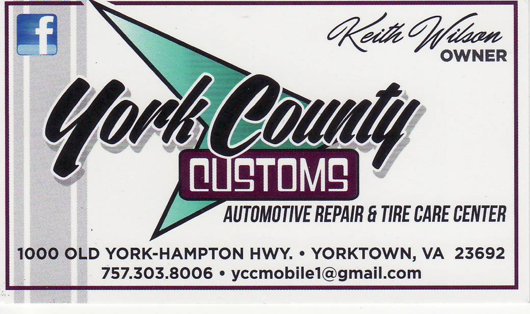 York County Customs