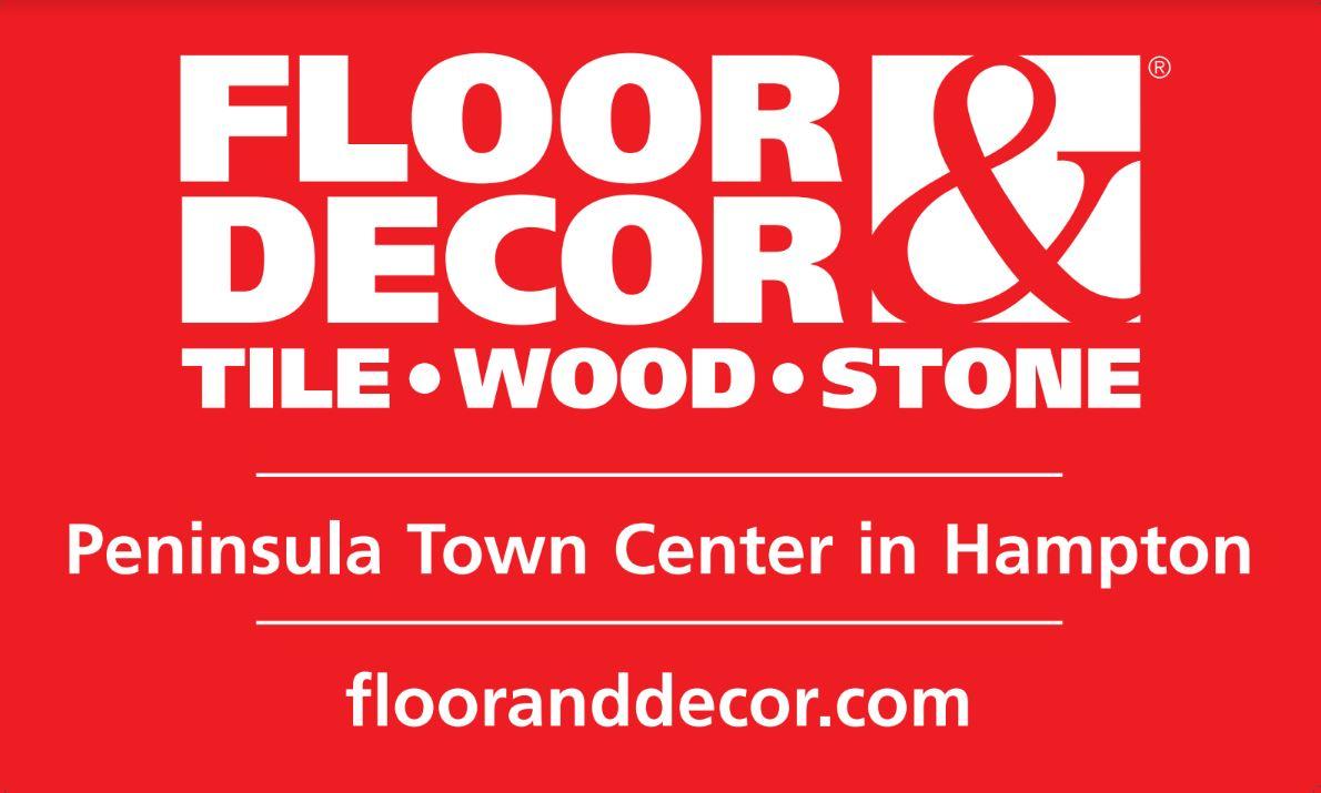 Floor & Decor Hampton HRKC 2020 Race Day Sponsor