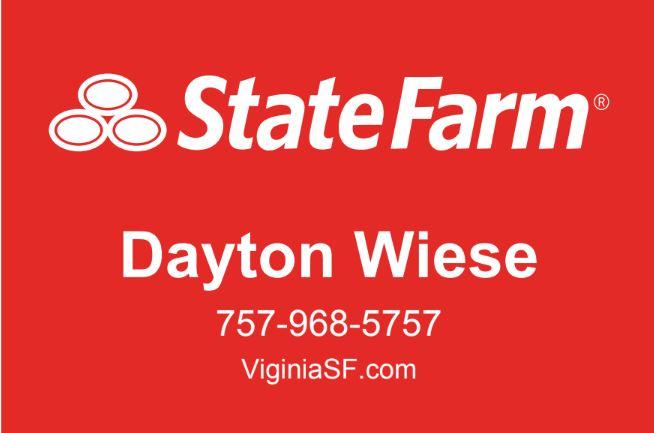 Dayton Wiese State Farm Insurance HRKC 2020 Race Day Sponsor